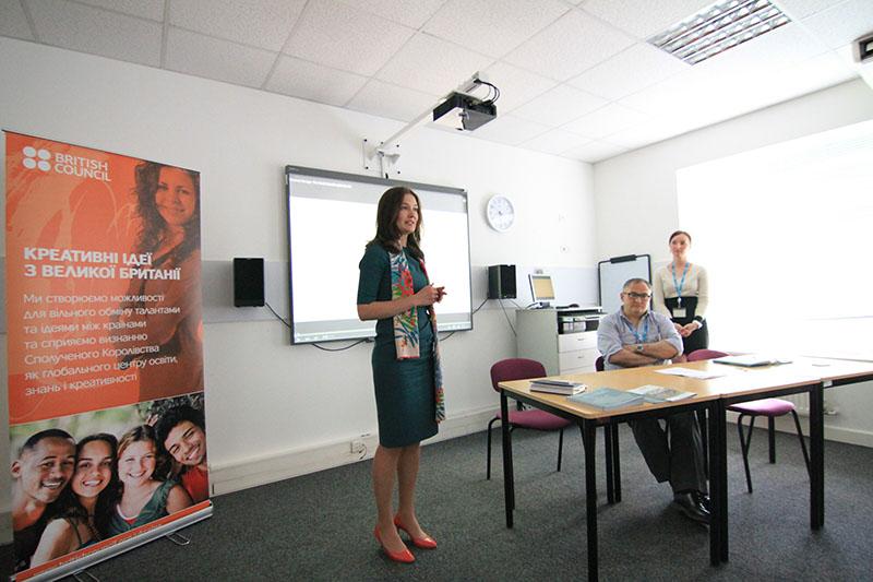 Використання принципів Універсального Дизайну в політиці рівних можливостей British Council